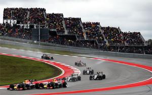 F1 GP Estados Unidos