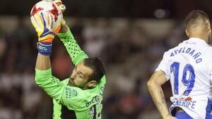El Crystal Palace se fija en Diego López