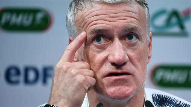 Deschamps: Conozco las excusas de Dembélé cuando llega tarde; tiene que cambiar