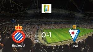 El Eibar Femenino se lleva tres puntos a casa después de derrotar 0-1 al Espanyol Femenino