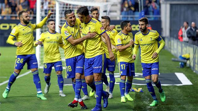 El Espanyol cae en Cádiz pero aún aspira a pasar de ronda