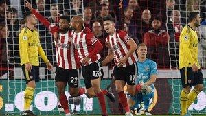 La estrategia le dio la victoria al Sheffield United