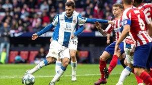 Ferreyra es una de las novedades en el once del Espanyol