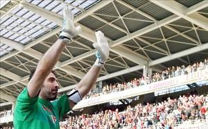 Gianluigi Buffon, un guardameta de éxito
