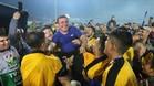Gica Hagi sale a hombros tras ganar la Liga de Rumanía