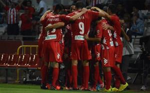 El Girona está intratable en este inicio de liga