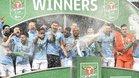 Guardiola ha ganado este domingo con el City su título número 25 como entrenador