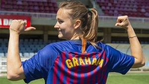 Hansen será una de las estrellas del Barça 2019-2020