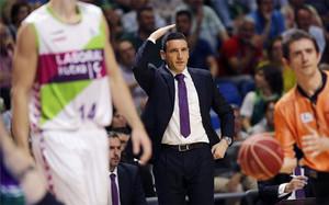 Ibon Navarro será el nuevo técnico en Manresa