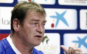 Jan Urban, entrenador de Osasuna