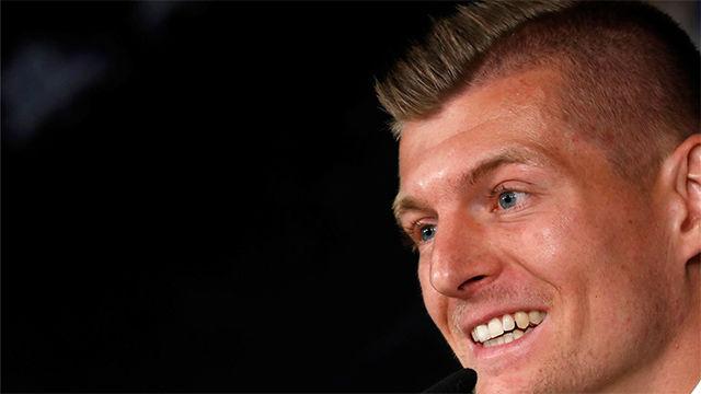 Kroos: Si Zidane tuviera dudas de mi futuro, no estaría aquí