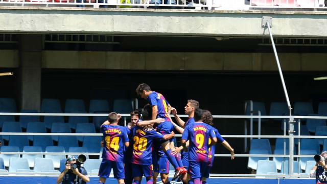 LALIGA 123 | FC Barcelona B - Cádiz (3-1)