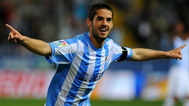 Las mejores jugadas de Isco en su último año en el Málaga