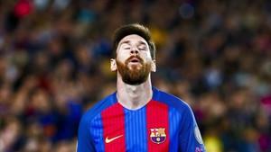 Leo Messi sigue siendo la referencia del equipo en todos los sentidos