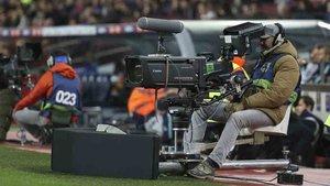 Los derechos de televisión de la final de Copa crean un conflicto jurídico