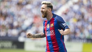 Messi regresa a la titularidad tras su sorprendente suplencia ante la Juventus