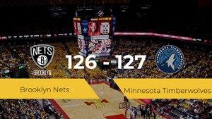 Minnesota Timberwolves gana 126-127 a Brooklyn Nets en la primera jornada de la NBA