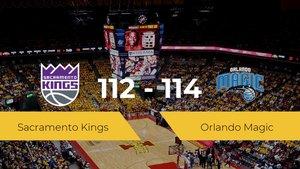 Orlando Magic se hace con la victoria en el Golden 1 Center contra Sacramento Kings por 112-114