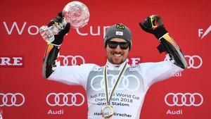 Otra temporada brillante para el austriaco Hirscher