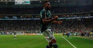 Palmeiras se afianza como líder del Brasileirao