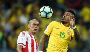 Paulinho, jugador del Guangzhou chino