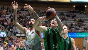 La Penya cayó en casa ante el Burgos y ya van 0-3