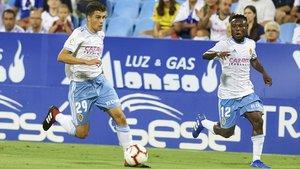 Pese a su partido menos, el Zaragoza está entre los primeros de la liga