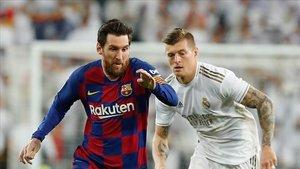 Podría darse un Barça-Madrid en semis de Champions