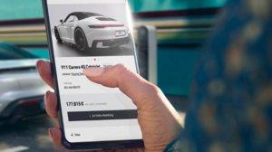 Porsche venderá coches por Internet, incluso desde el móvil.