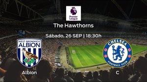 Previa del partido: el West Bromwich Albion recibe al Chelsea