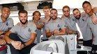 El Real Madrid ya viaja hacia Montreal