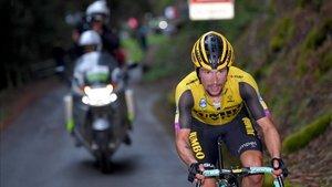 Roglic luchará por La Vuelta