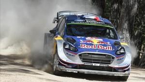 Sébastien Ogier, campeón del mundo WRC