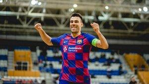 Sergio Lozano igualó a Wilde como máximo goleador histórico de la sección