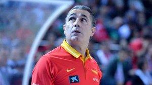 Sergio Scariolo define el equipo técnico que dirigirá a la selección española de baloncesto