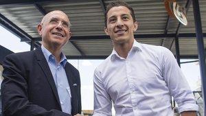 Serra Ferrer ha dicho adiós al Betis