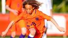 Simmons, debut orange