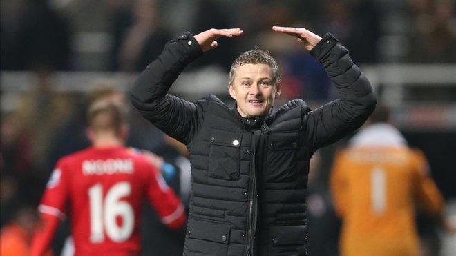 Oficial: Solskjaer, nuevo técnico del Manchester United