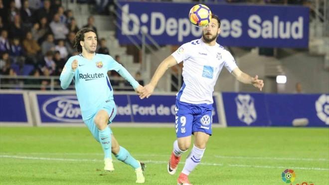 Aplazados el Tenerife-Lugo y el Las Palmas Atlético-Granada B por la alerta máxima