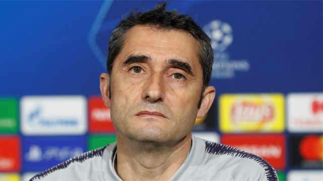 Valverde habló sobre la convocatoria de Umtiti para jugar en Lyon