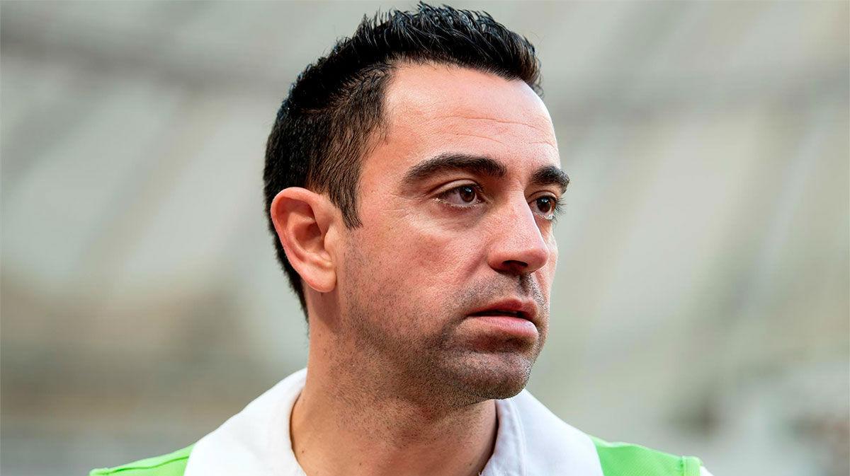 Xavi Hernández renueva con el Al Sadd hasta 2021