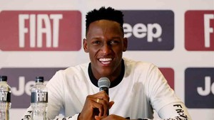 Yerry Mina sigue de vacaciones