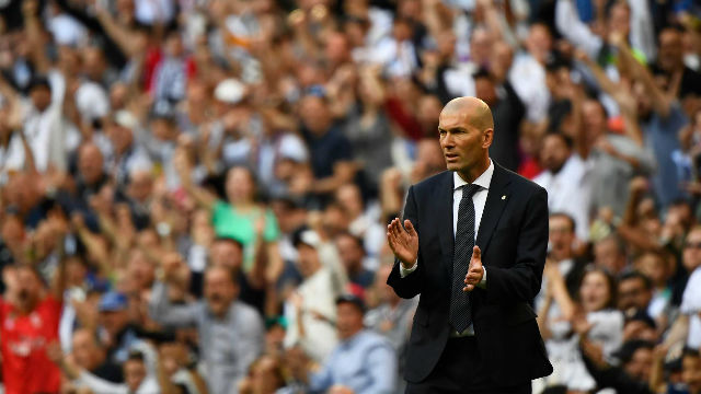 Zidane: No voy a estar pensando quién se queda y quién se va