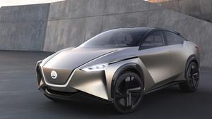 Nissan IMx Kuro, el autónomo que conduce a tu gusto.
