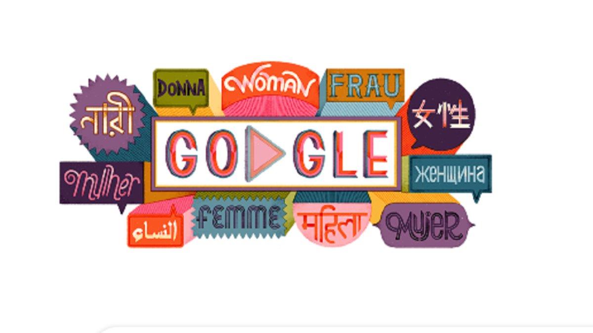 best service 56f52 06350 El Día Internacional de la Mujer protagoniza el Doodle de Google de Hoy