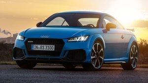 Audi TT RS Coupé de 2020.