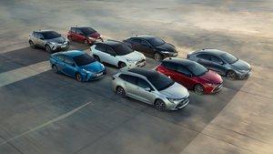 Gama Toyota.