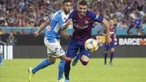 Abel Ruiz entró en la lista del filial tras ser descartado finalmente por Valverde