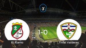 El Álamo se impone por 1-0 al Trival Valderas