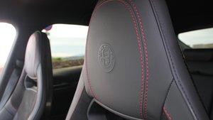 Alfa Romeo Stelvio Quadrifoglio Verde.